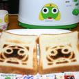 ケロロのトースター