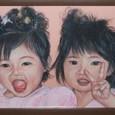 しおなぎさんちの双子ちゃん