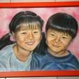 TOTOROさんとこの姉弟(4年前の)