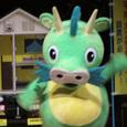 さいたま市施策PRキャラクター「つなが竜ヌゥ」
